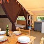 Tente intérieure De Lodge